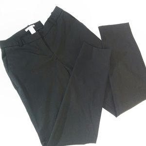 H&M New With Tags Slim Ladies Dress Pants Size 4